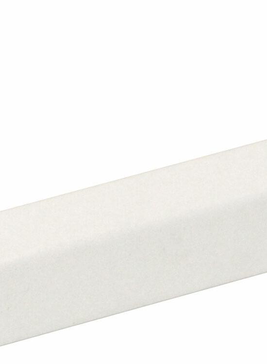 Quadratleiste SF219OC/FU193OC foliert 18 x 18 mm Weiß FOFA015, 240 cm