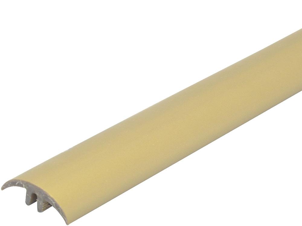 FN Biegeübergangs-Bewegungsprofil Gold bedampft lose, 600 cm