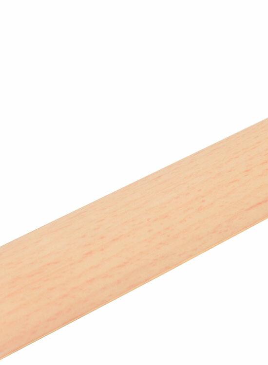 FN Biegeübergangs-Bewegungsprofil Buche bedruckt, 300 cm