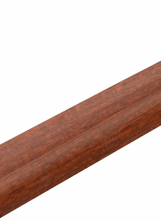 FN Biegeübergangs-Bewegungsprofil Mahagoni bedruckt, 300 cm