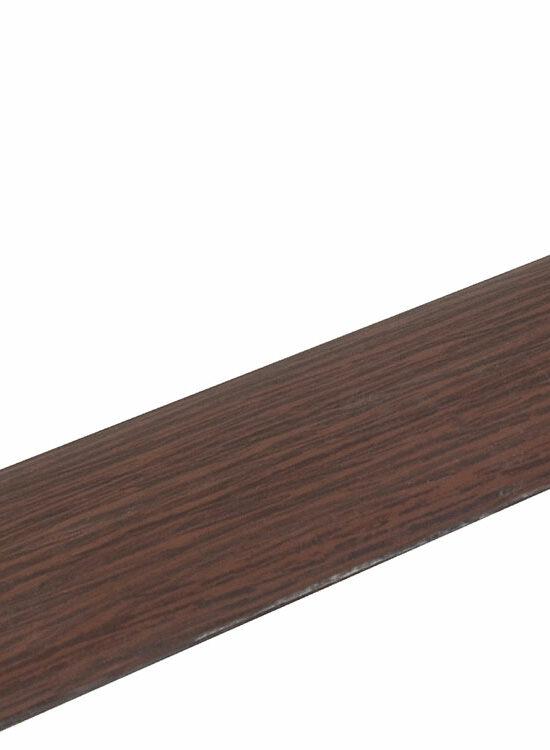 FN Biegeübergangs-Bewegungsprofil Wenge bedruckt, 300cm