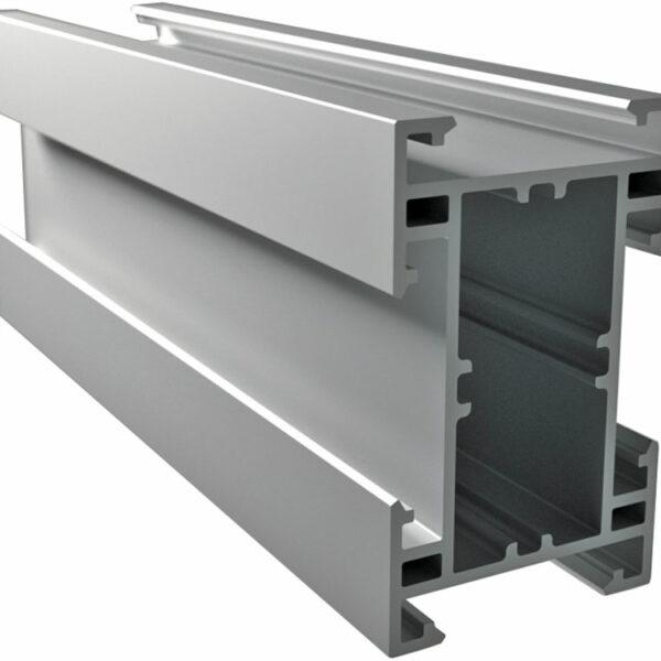 """Twinson Alu-Trägerprofil """"Die Große"""", 50 x 80 mm"""