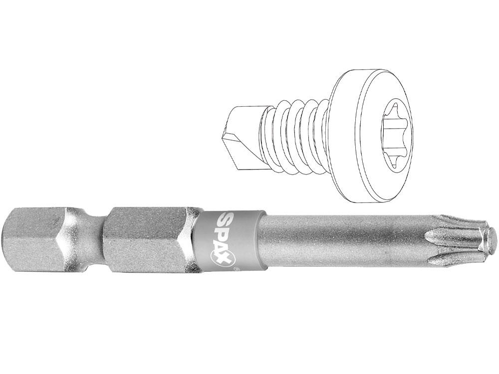 Twinson Schrauben und Bit für Montageclip CHARACTER MASSIVE und MAJESTIC MASSIVE PRO