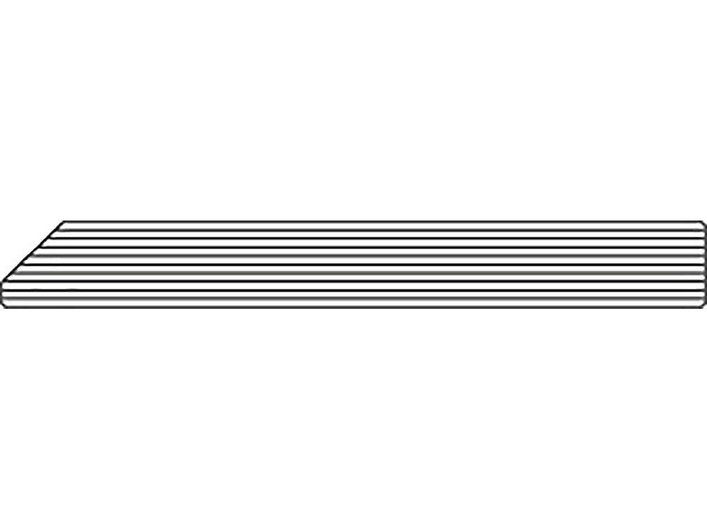 Twinson Rand-/Abschlussprofil