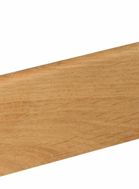 Sockelleiste S0601 Massiv GG 15-20 12 x 60 mm MH Eiche lackiert, 240 cm