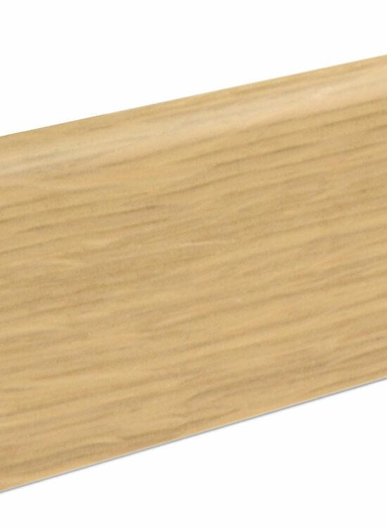Sockelleiste SU060L FA furniert 19 x 58 mm Eiche esprit FLEI221 lackiert, 250 cm