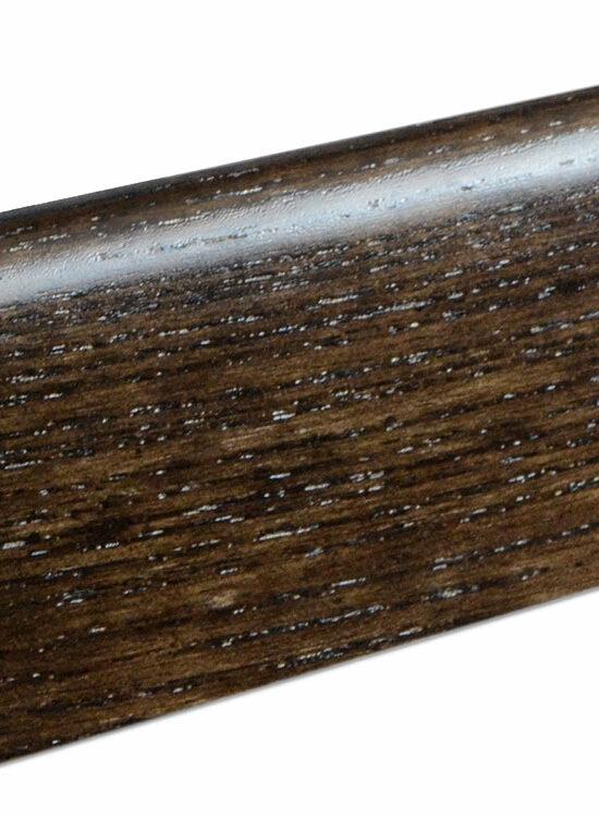 Sockelleiste SU060L MD furniert 19 x 58 mm Achateiche FLEI109 lackiert, 240 cm
