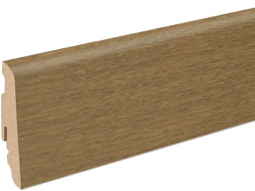 Sockelleiste SU060L MD furniert 19 x 58 mm Eiche FGEI196 geölt, 240 cm