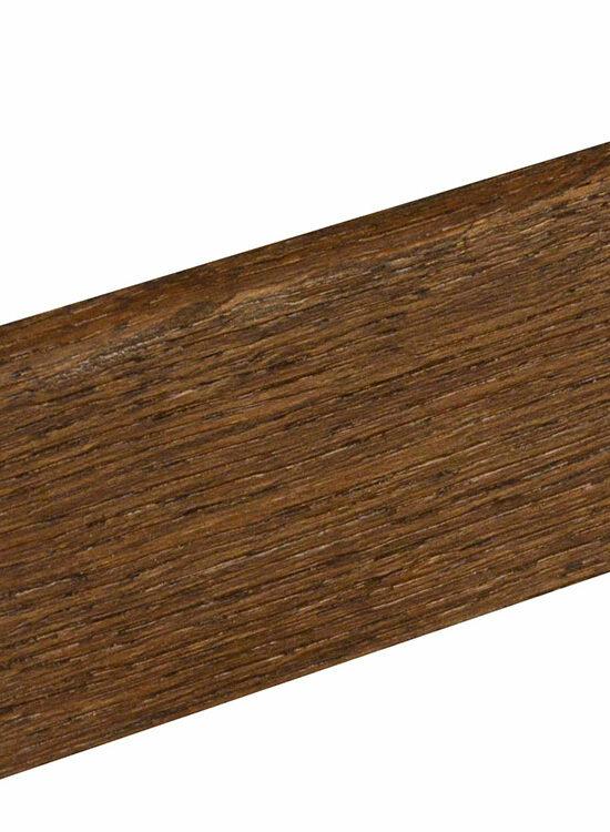 Sockelleiste SU060L MD furniert 19 x 58 mm Eiche Country FGEI201 geölt, 240 cm