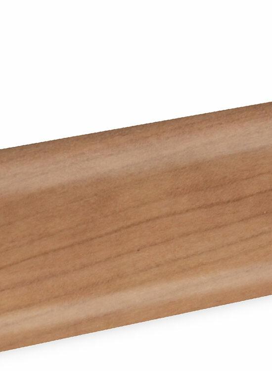 Sockelleiste SU018L FA furniert 18,5 x 38,5 mm Kirsch FRKR071 lackiert, 250 cm