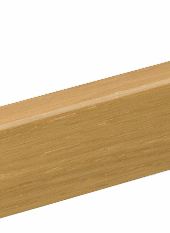 Sockelleiste SU047L FA furniert 16 x 40 mm Eiche Naturel FGEI120 geölt, 250 cm