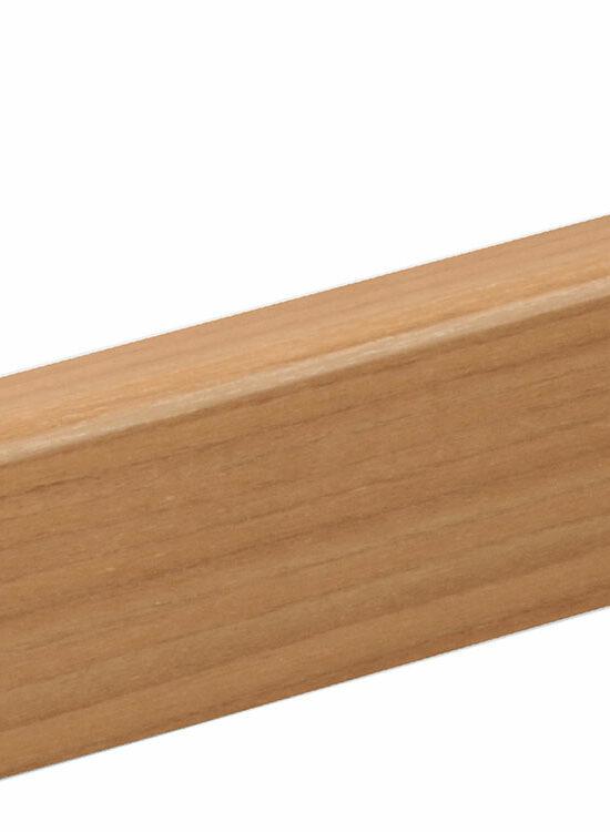 Sockelleiste SU047L FA furniert 16 x 40 mm Kirsch FLKR090 lackiert, 250 cm