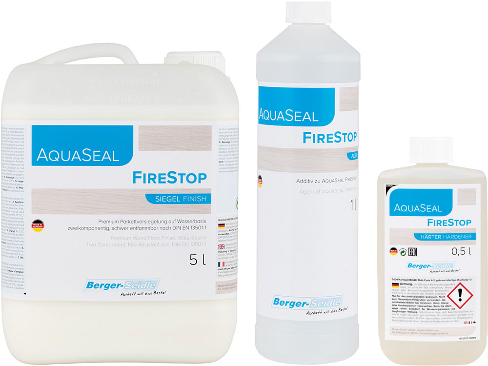 AquaSeal® FireStop