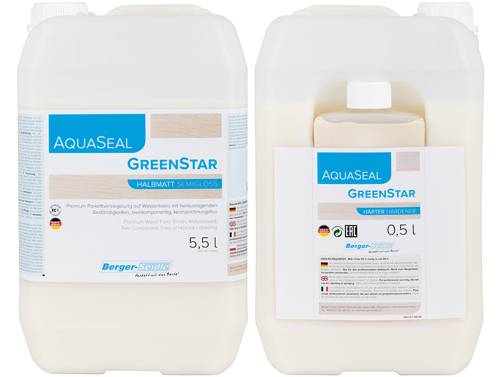 AquaSeal® GreenStar