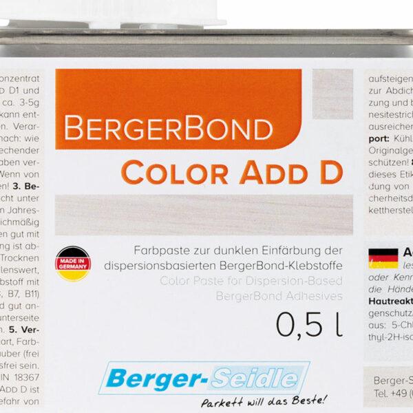 BergerBond® ColorAdd D