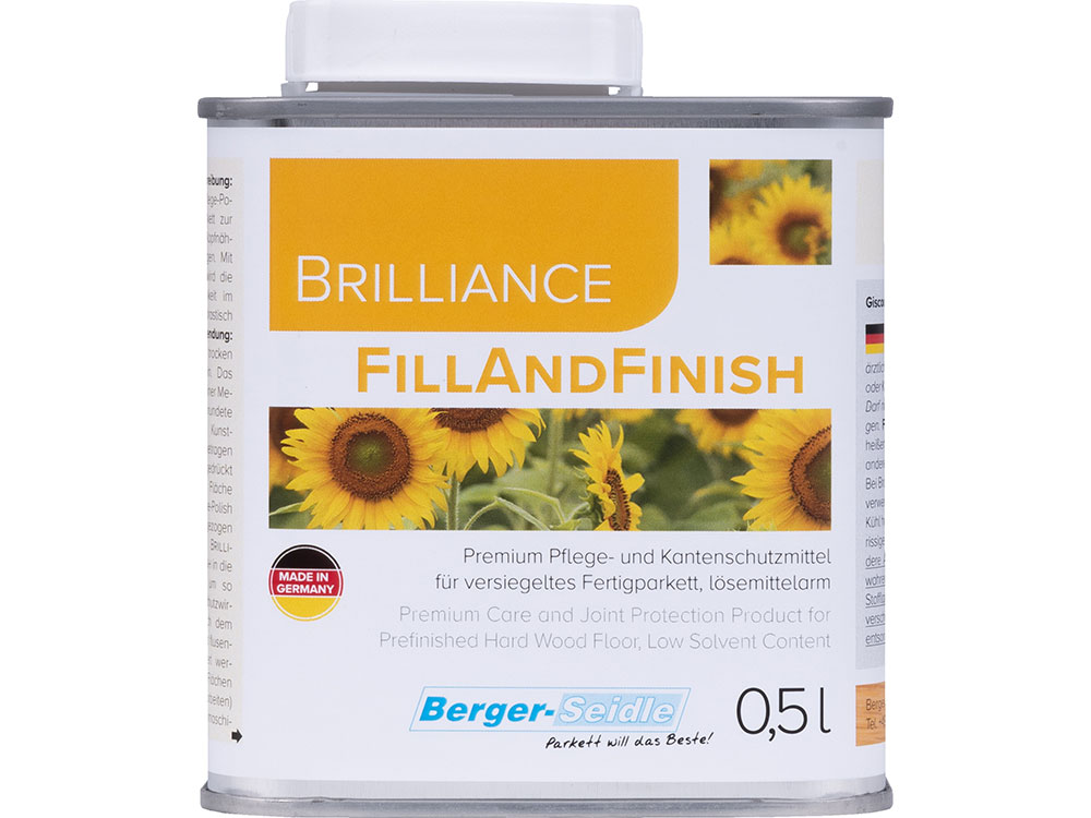 Brilliance FillAndFinish