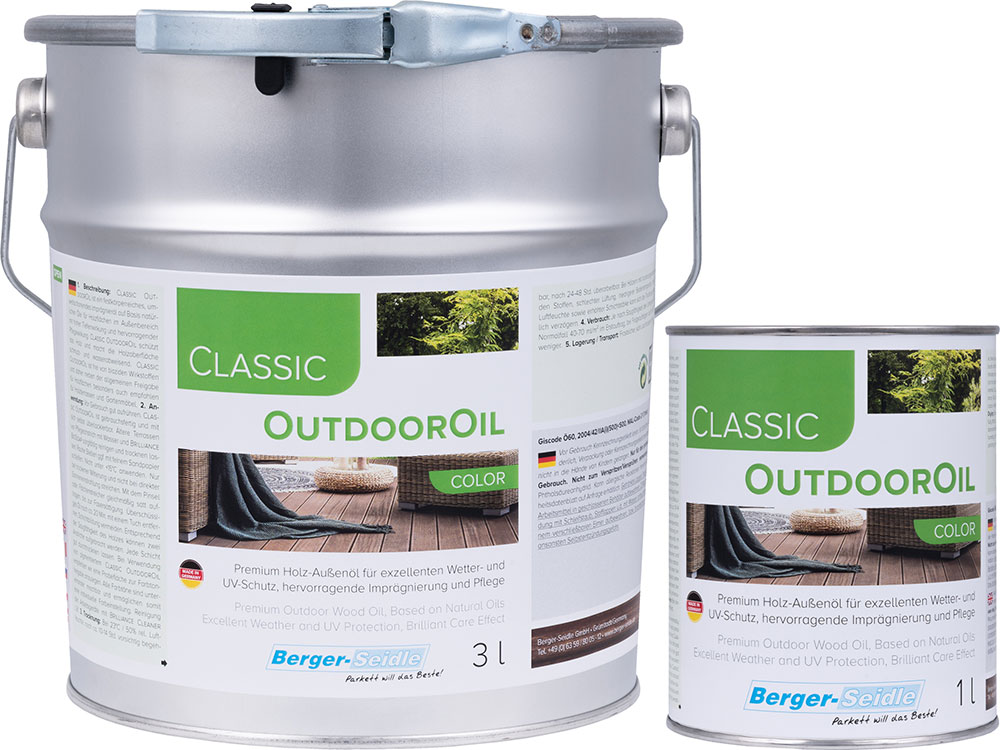 Classic OutdoorOil® color