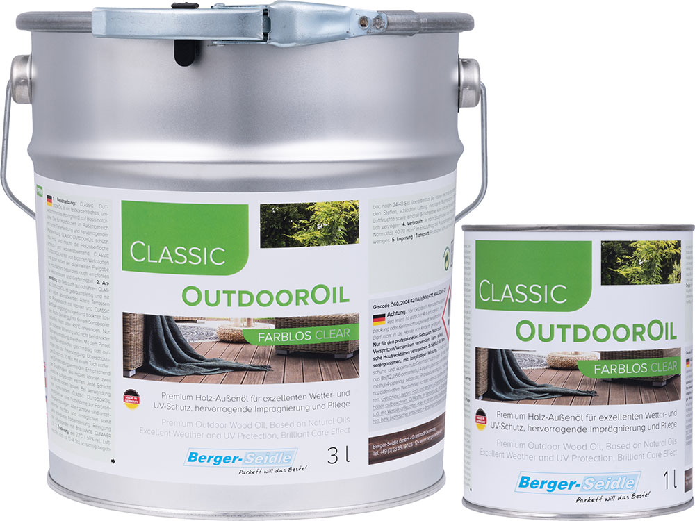 Classic OutdoorOil®