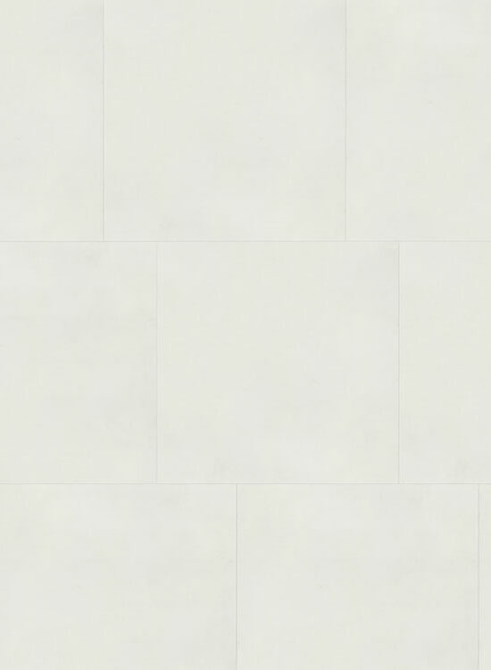wineo 800 tile XXL | Solid White