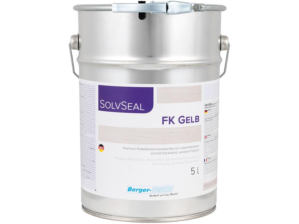 SolvSeal FK Gelb