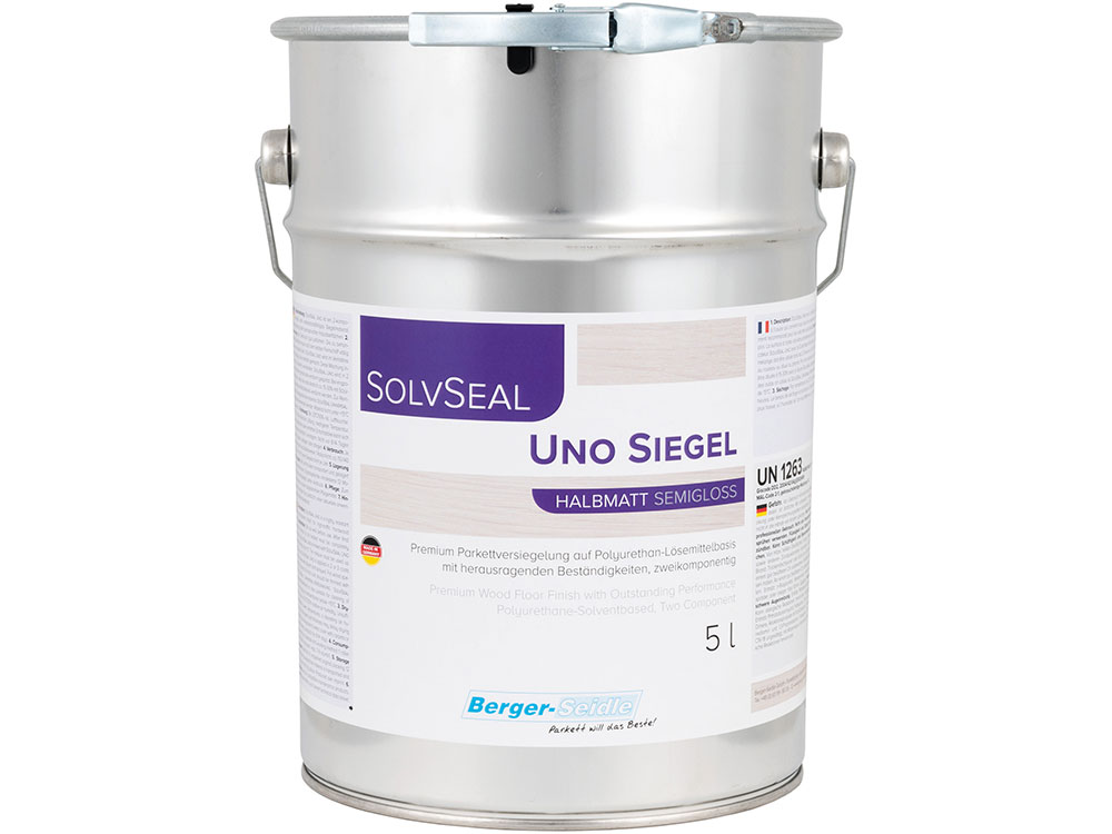 SolvSeal Uno Siegel