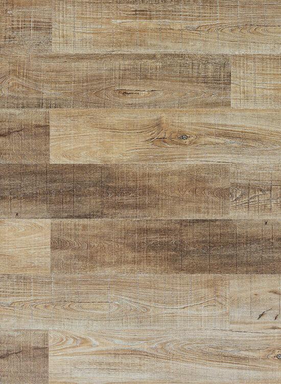 Wasserfester Fertigboden Holzoptik WICANDERS wood Hydrocork | Sawn Twine Oak | synchrongeprägt