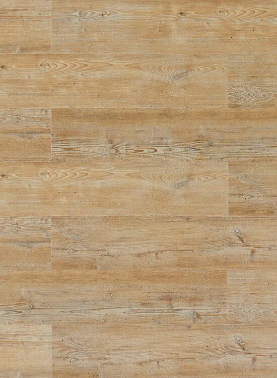 Wasserfester Fertigboden Holzoptik WICANDERS wood Hydrocork | Arcadian Soya Pine | synchrongeprägt