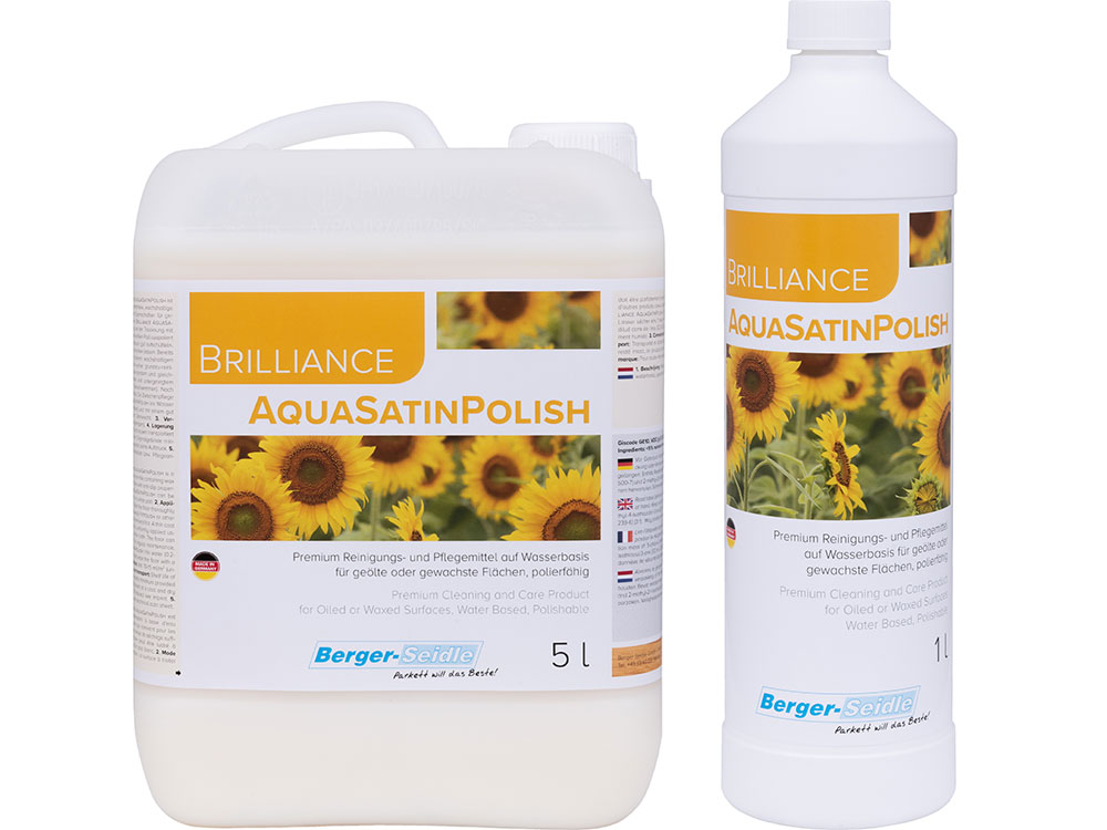 Brilliance AquaSatinPolish
