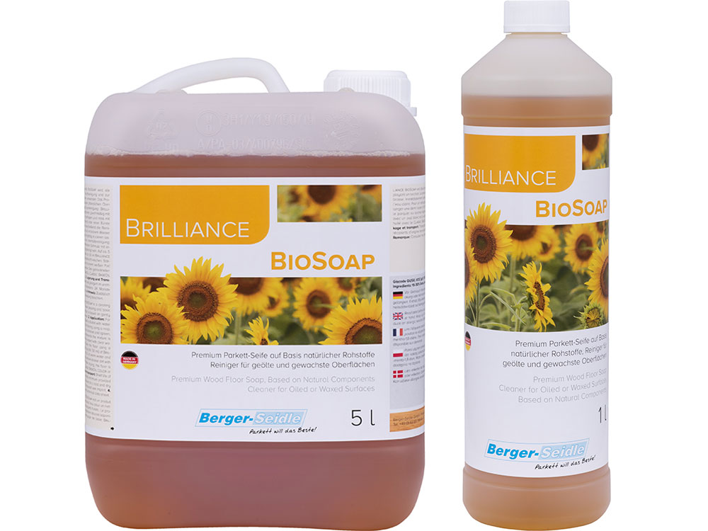 Brilliance BioSoap