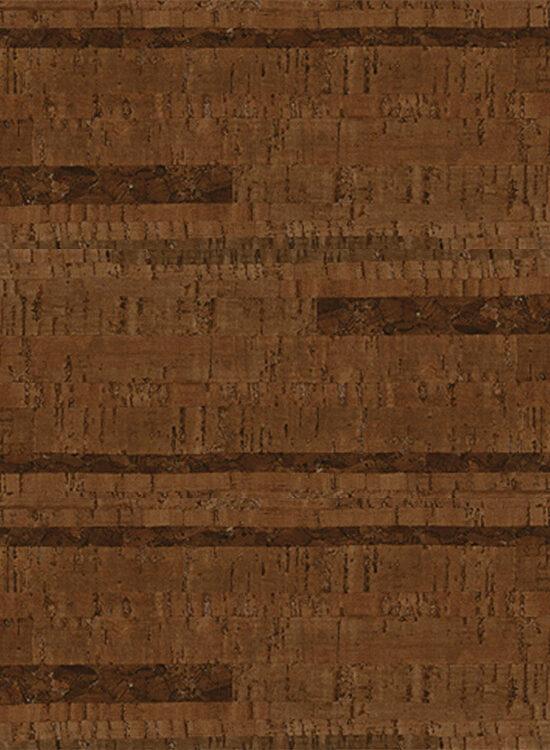 Kork-Fertigparkett WICANDERS cork Essence Langdiele | Lane Chestnut